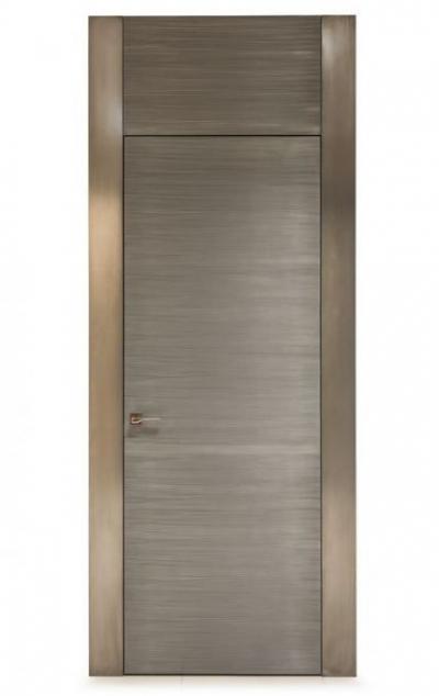 Скрытые двери шпонированные Файн - Лайн