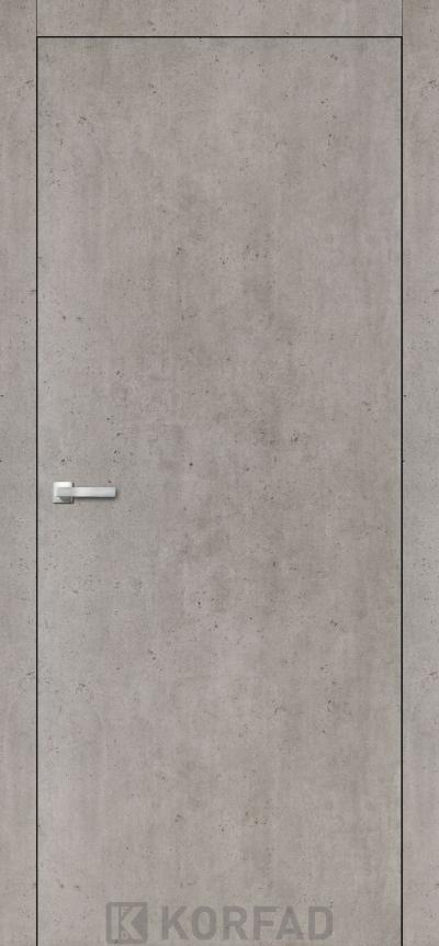 Щитовое полотно LP-01 Лайт Бетон