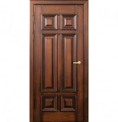 Двери из массива № м-105 тип 1(а)