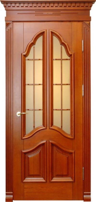 Двери из массива № м-106 тип 3(в)