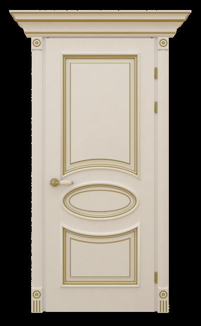 Двери из массива № м-11 тип 3(в)