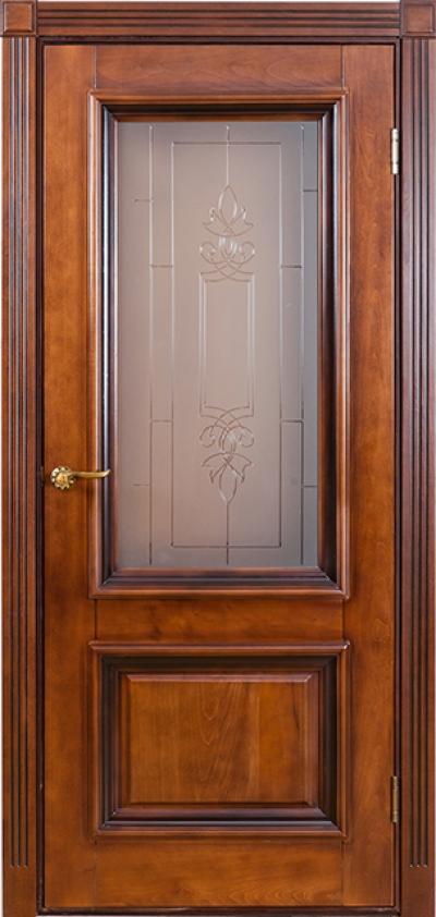 Двери из массива № м-111 тип 1(а)