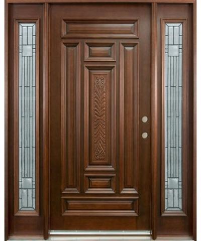 Двери из массива № м-121 тип 1(а)