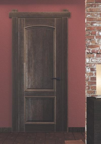 Двери из массива № м-15 тип 2(б)