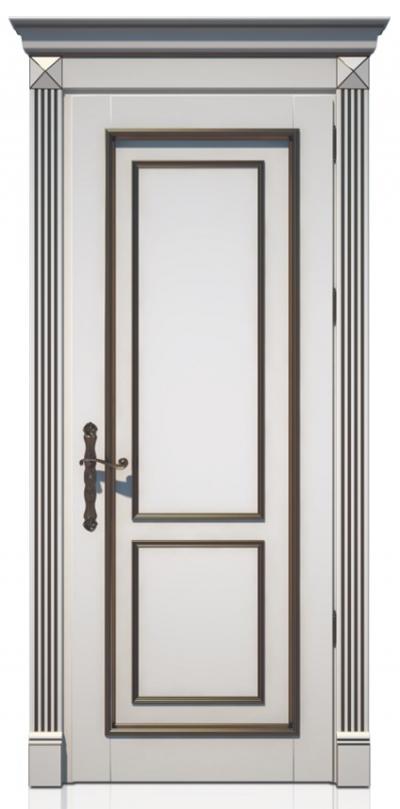 Двери из массива № м-37 тип 1(а)