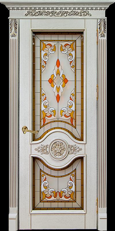 Двери из массива № м-38 тип 3(в)