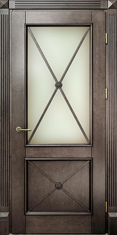 Двери из массива № м-39 тип 1(а)