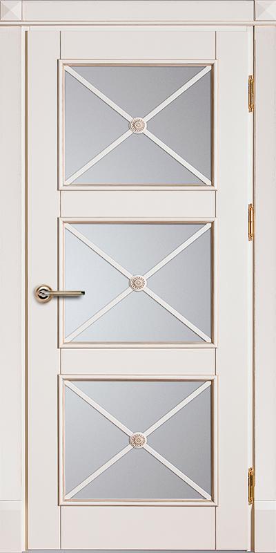 Двери из массива № м-44 тип 1(а)