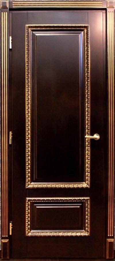 Двери из массива № м-47 тип 1(а)
