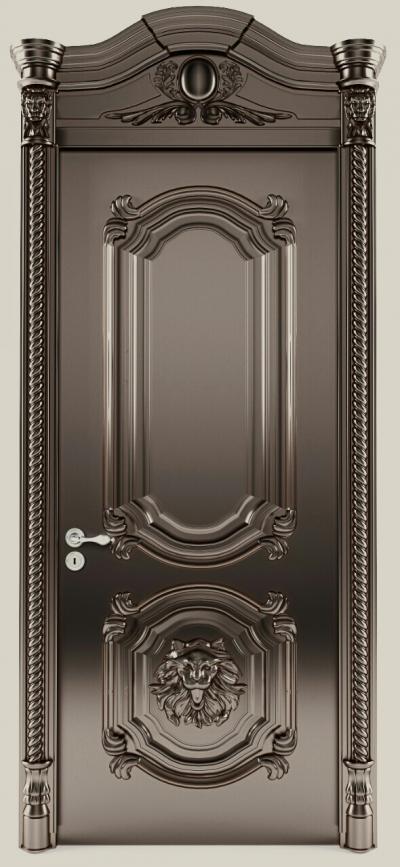 Двери из массива № м-50 тип 3(в)