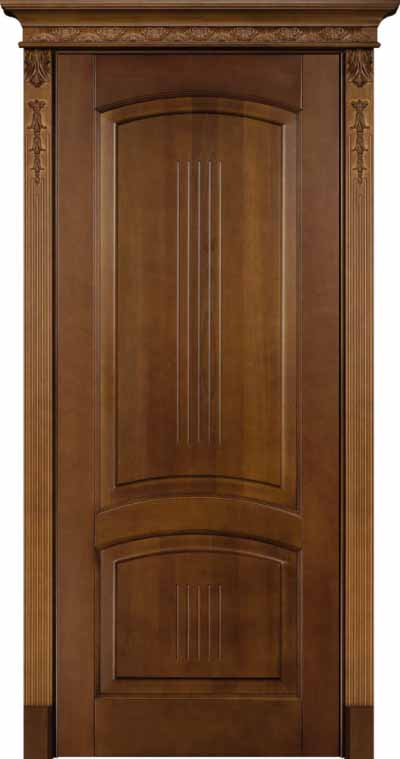 Заказываем роскошные деревянные двери