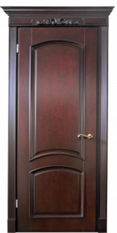 Двери из массива № м-60 тип 2(б)