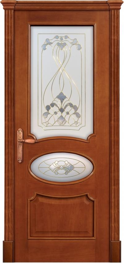 Двери из массива № м-70 тип 3(в)