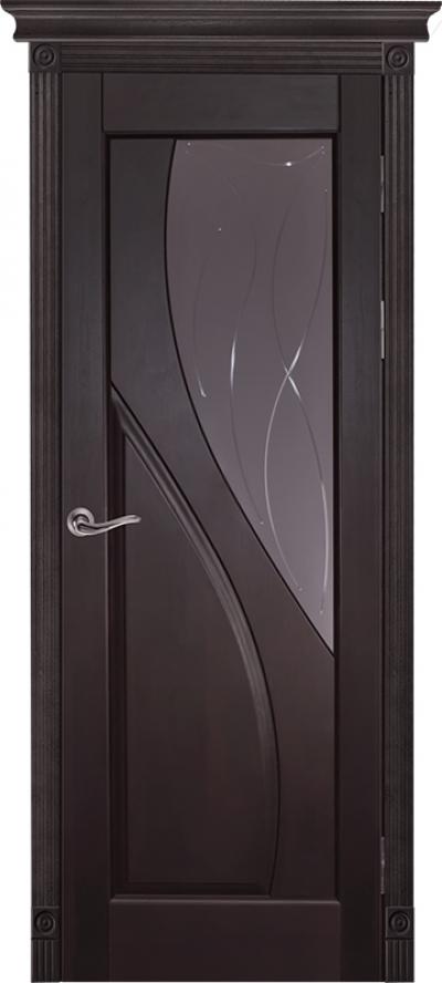 Двери из массива № м-75 тип 4(г)
