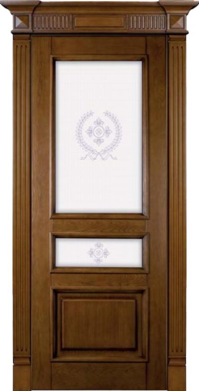 Двери из массива № м-80 тип 1(а)