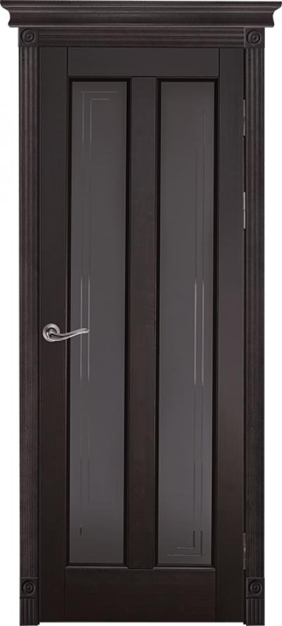 Двери из массива № м-83 тип 1(а)