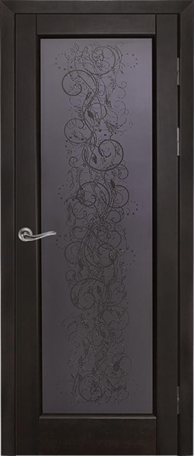 Двери из массива № м-85 тип 1(а)