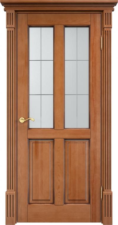 Двери из массива № м-93 тип 1(а)