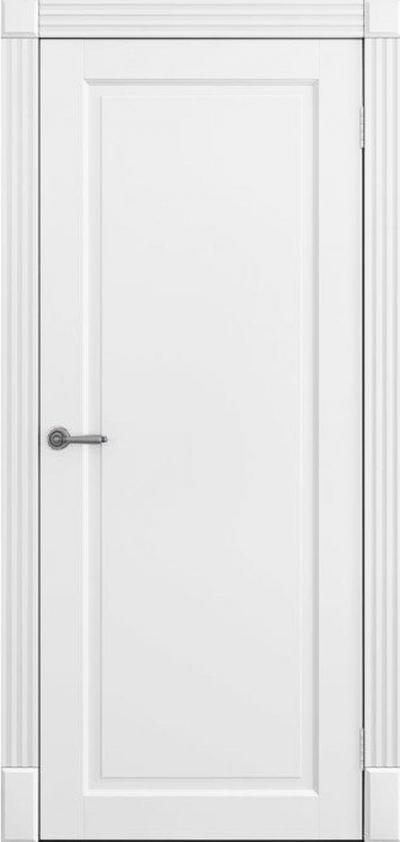 Двери Омега Amore Classic Флоренция ПГ Белый мат