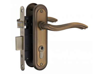 комплект a-2002 pz МВМ  Фурнитура для дверей
