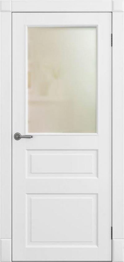 Двери Омега Amore Classic Лондон ПО Наличник гладкий