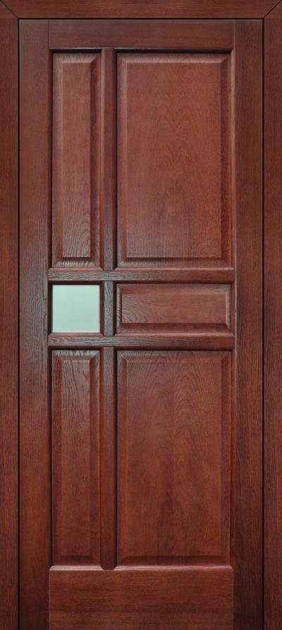 Галерея Дверей базель 1 золотой орех