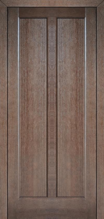 Галерея Дверей дельта венге темный