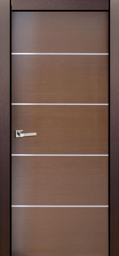 Галерея Дверей лайн венге f3