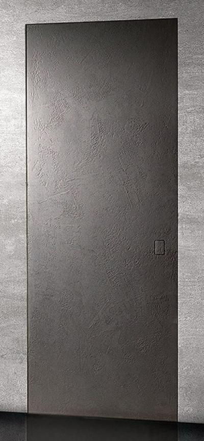 Скрытые двери в панели HPL