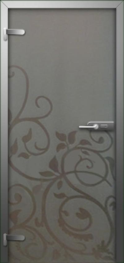 Ваши Двери стеклянные двери флореси