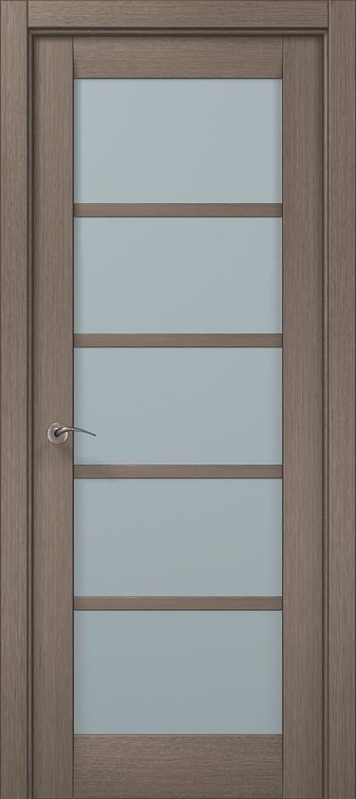Галерея Дверей техно 15 дуб серый