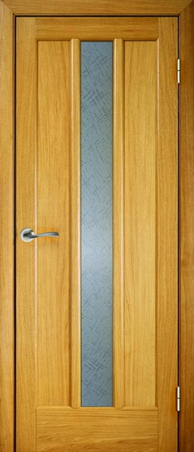 Галерея Дверей трояна дуб по