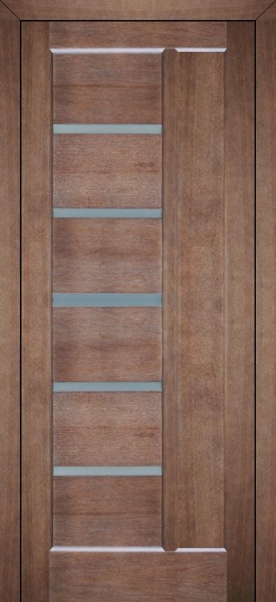 Галерея Дверей твинс орех пг
