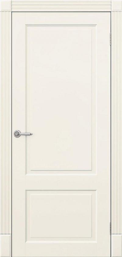 Двери Омега Amore Classic Милан ПГ Слоновая кость