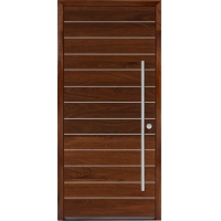 Двери из массива № м-115 тип 1(а)