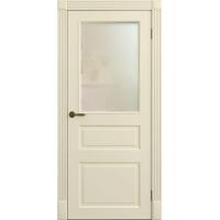 Двери Омега Amore Classic Лондон ПО Слоновая Кость