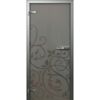 Стеклянные двери Флореси